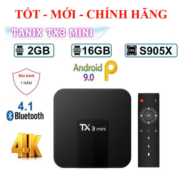 Bảng giá Tivi Box Tanix TX3 mini Model BGM có Bluetooth 4.1 2Gb Ram 16Gb Rom Điện máy Pico