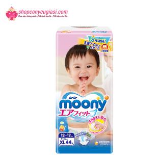 Tã dán cao cấp Moony XL44 miếng - Nhập khẩu từ Nhật Bản thumbnail