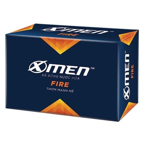 Xà bông cục X-men Fire 90gr giá rẻ