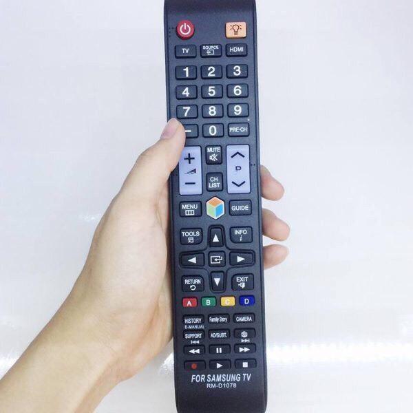 Bảng giá Điều Khiển TV Samsung Đa Năng RM-D1078+ Dùng cho các dòng TV LCDLED Samsung