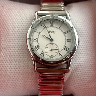 Đồng hồ citizen kim rốn nữ siêu đẹp , size 33mm thumbnail