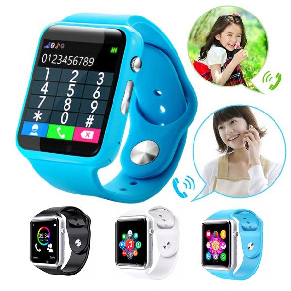 Nơi bán Đồng hồ thông minh Trẻ em- Lắp sim thẻ nhớ, nghe gọi, nhắn tin, chụp ảnh, nghe nhạc