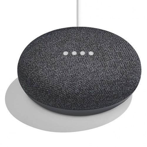 Loa Thông Minh Tích Hợp Trợ Lí Ảo Google Home Mini - Charcoal
