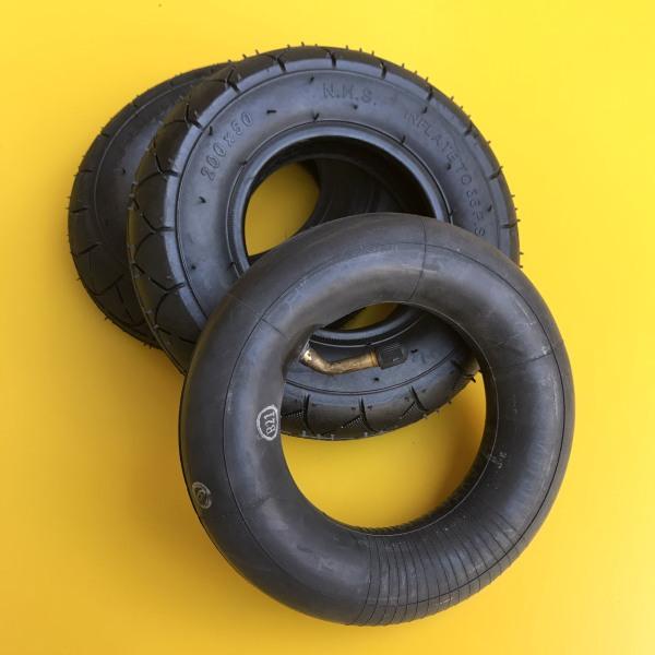 Phân phối Combo xăm lốp xe điện mini, vỏ ruột xe điện scooter, xe điện cân bằng, xe dfift 360 độ hàng chuẩn