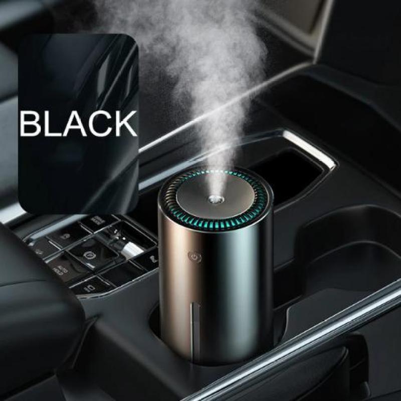 Máy phun sương tạo ẩm, khuếch tán tinh dầu Moisturizing Car Humidifier CRJSQ01 300ml, máy lọc không khí Nano chất liệu vỏ hợp kim cho văn phòng, xe hơi, nhà ở - Thương hiệu Baseus - Phân phối bởi Baseus Vietnam