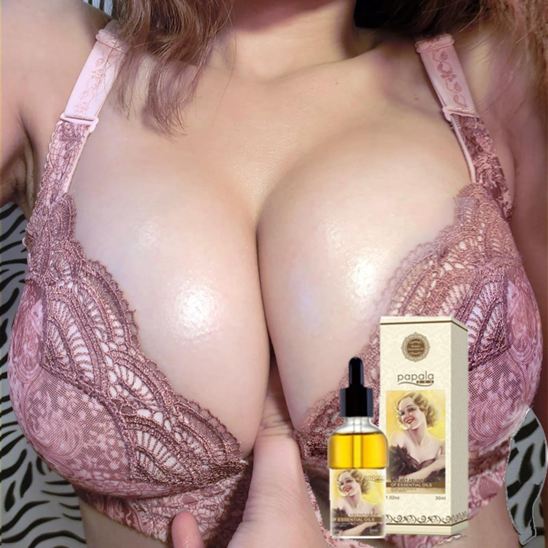 100% Genuine PAPALA Enhanced Cream Increases Large Breasts Postpartum Expansion Larger Chest Firming Natural Essential Oil 30ml