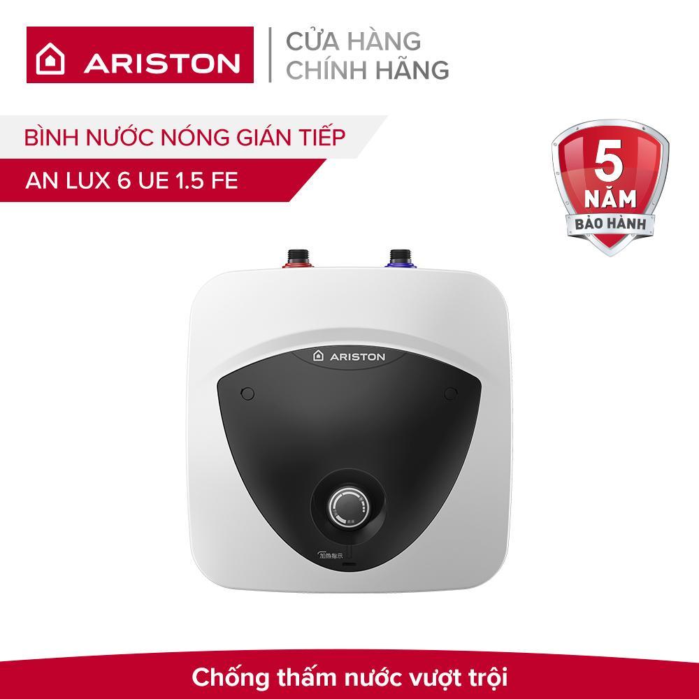 Bình nước nóng gián tiếp Ariston AN LUX 6 UE 1.5 FE 1500W (oversink)