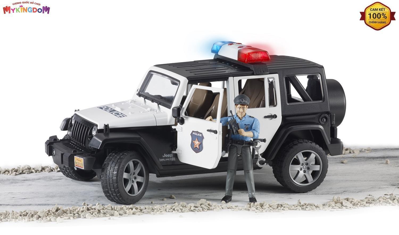 Giá Tiết Kiệm Để Sở Hữu Ngay Đồ Chơi Trẻ Em Mô Hình Xe Jeep Và Người BRU02526