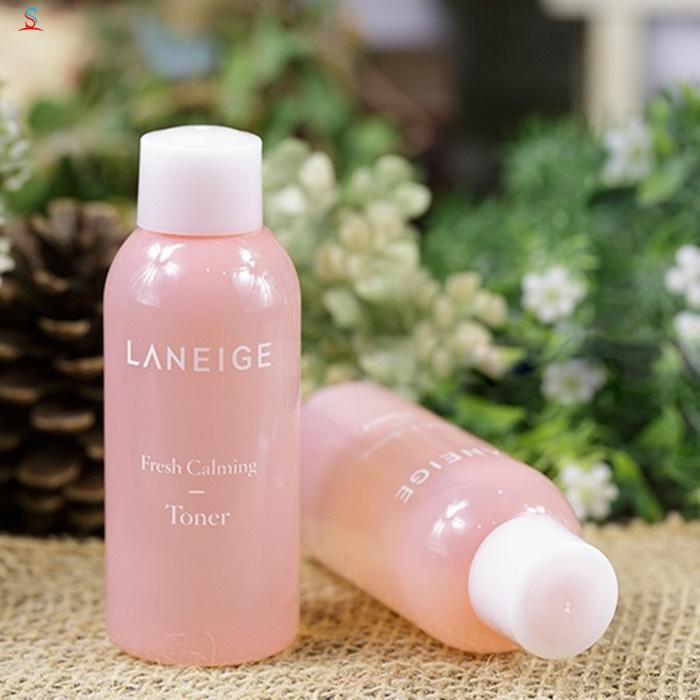 Nước hoa hồng Laneige Fresh Calming Tonerminisize 50ml
