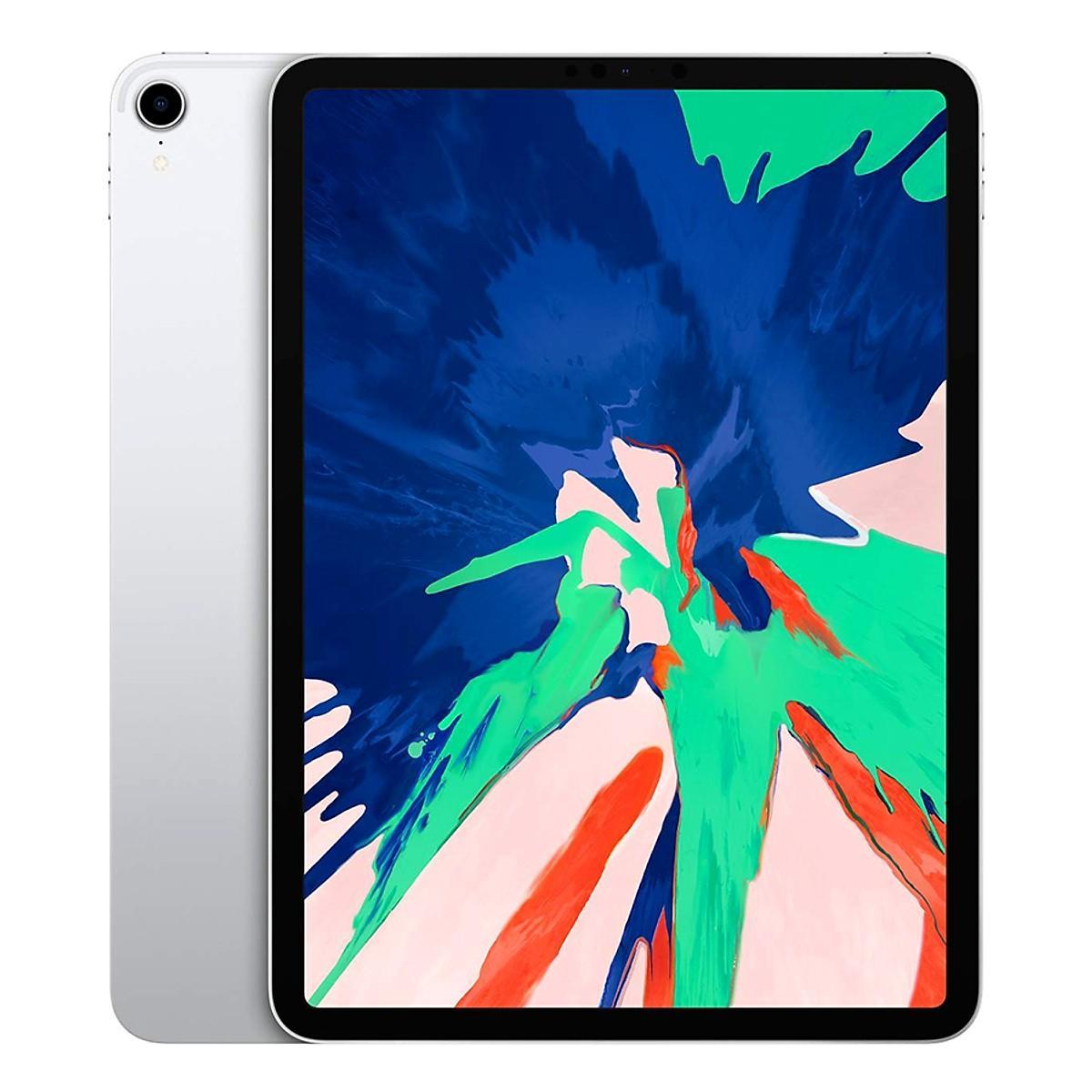 iPad Pro 11 inch (2018) 512GB Wifi (Silver) - Hàng Chính Hãng