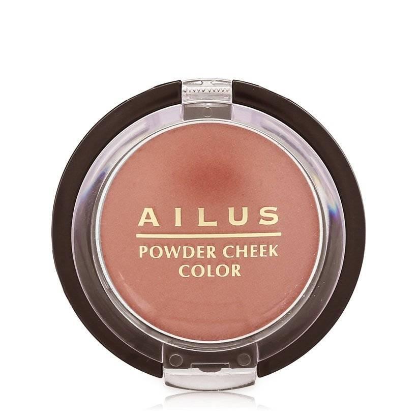 Phấn má cao cấp Nhật Bản Naris Ailus Powder Màu Cam RD1 (3.5g) tốt nhất