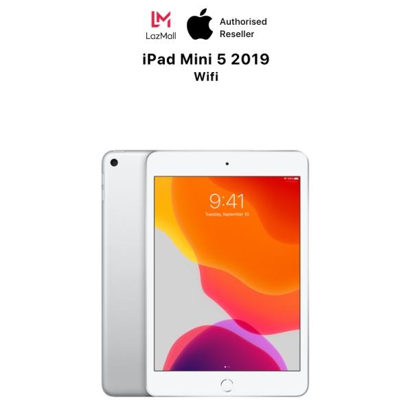Máy Tính Bảng iPad Mini 5 (2019) 7.9 inch - Wifi - Hàng Chính Hãng Việt Nam - Mới 100% (Chưa Kích Hoạt) - Trả Góp 0% - Màn hình Retina True Tone Tương Thích Apple Pencil Thế Hệ 1- Chip A12 Bionic Mạnh Mẽ - Hệ điều hành iPadOS