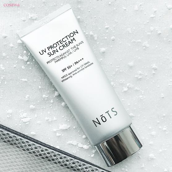 Kem chống nắng NoTS UV Protection Sun Cream SPF50+ PA+++ nhập khẩu