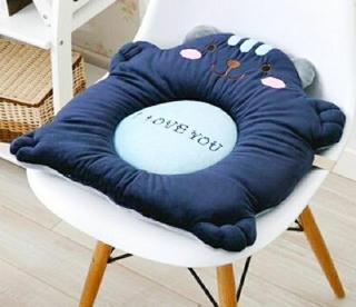 Đệm lót mông hình thú cute - Nệm lót ghế ngồi thumbnail