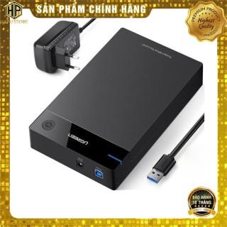 Ugreen 50422 - Hộp đựng ổ cứng 3.5 inch hỗ trợ 10 TB chính hãng - HapuStore thumbnail