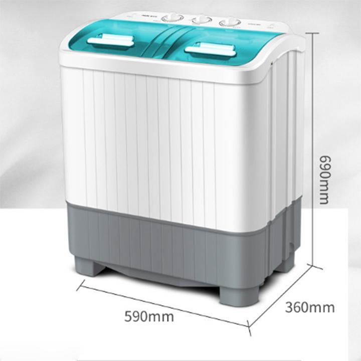Máy giặt mini hai lồng AUX