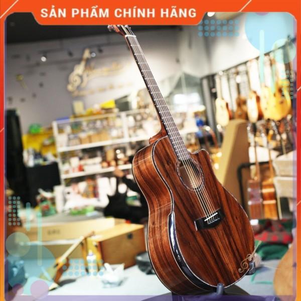 Guitar full điệp việt nam nguyên tấm vát thùng - Phân phối chính hãng bởi nhaccu3so