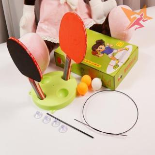 (LOẠI 1)Vương Quốc Đồ Chơi phản xạ,Đồ chơi bóng bàn tập phản xạ tốt cho bé,Bóng bàn tập phản xạ loại tốt dành cho trẻ thông minh tư duy nhanh nhẹn. thumbnail