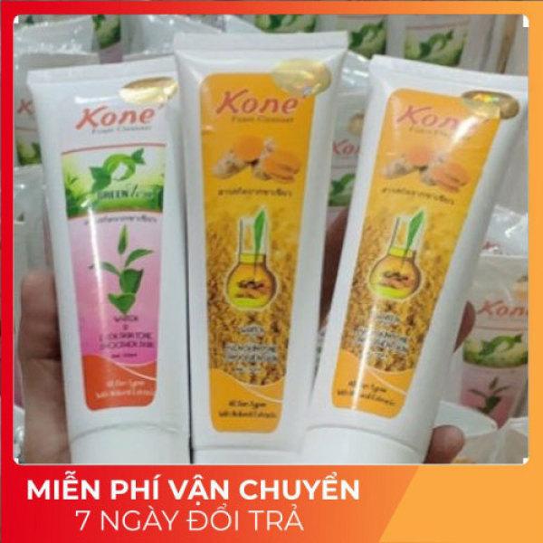 Sữa Rửa Mặt Kone Nghệ , Trà Xanh Trắng Da Ngừa Mụn , Mờ Thâm Nám Hiệu Quả (bán chạy)