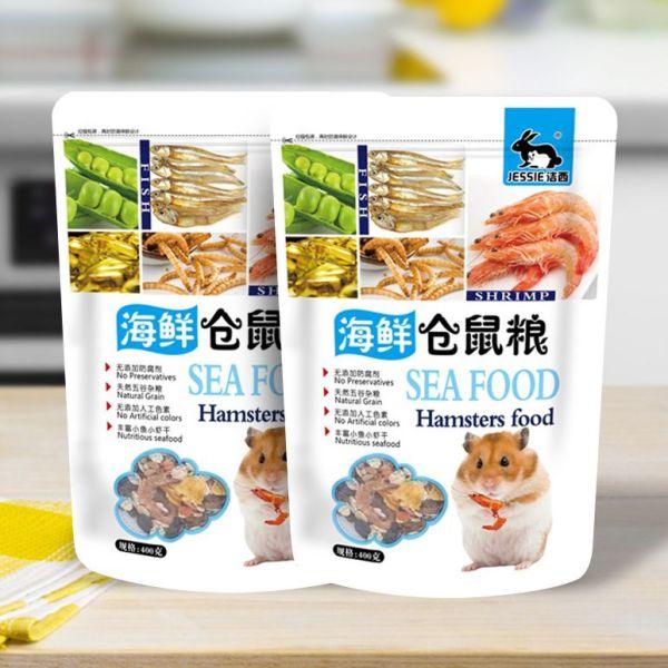 Thức ăn ngũ cốc hỗn hợp JESSIE cho hamster 400gr
