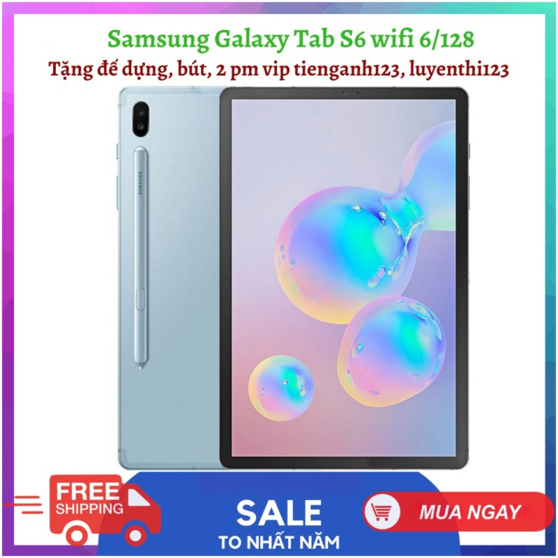 Máy tính bảng  cao cấp Samsung Galaxy Tab S6, s5e chính hãng