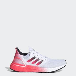 adidas RUNNING Ultraboost 20 Shoes Nam Màu trắng EG5177 thumbnail