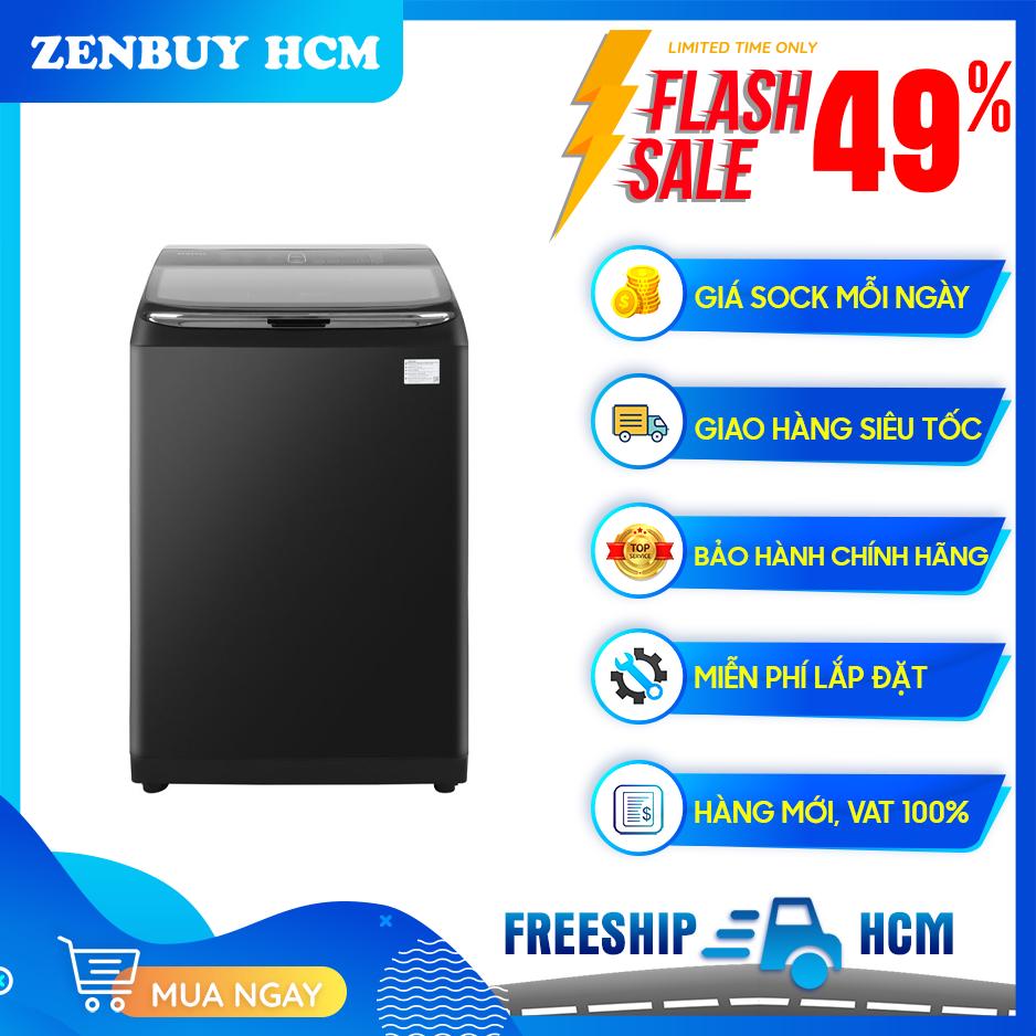 [Trả góp 0%]Máy giặt Samsung Inverter WA22R8870GV/SV 22kg - diệt khuẩn công nghệ inverter tiết kiệm điện hạn chế được cặn bột giặt... - bảo hành 24 tháng