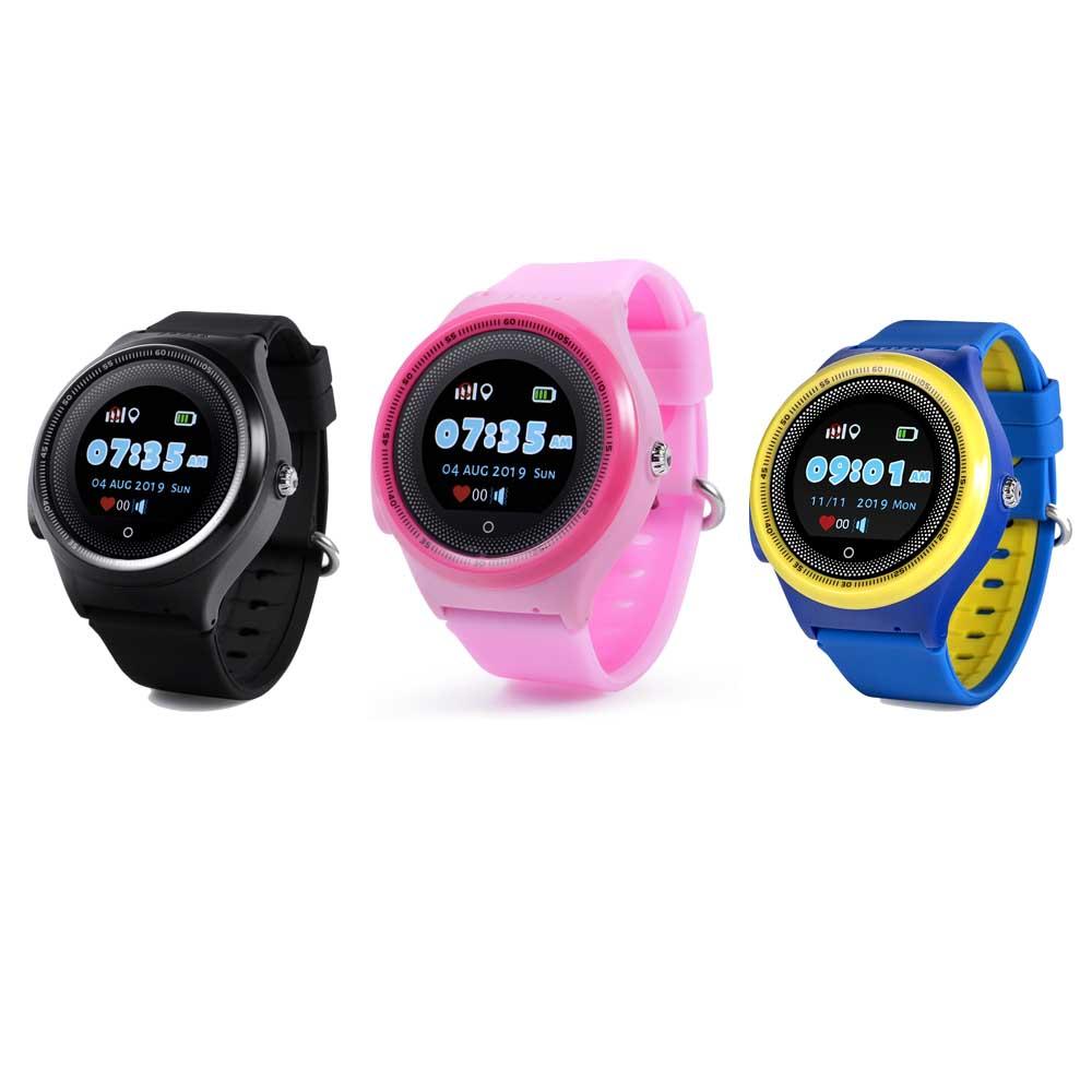 Đồng hồ định vị trẻ em Wonlex KT06 chính hãng, chống nước IP67