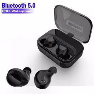 [ Miễn phí vận chuyển ] Tai nghe bluetooth chính hãng T&G H1 âm thanh 3D, chống nước IPX5 thumbnail