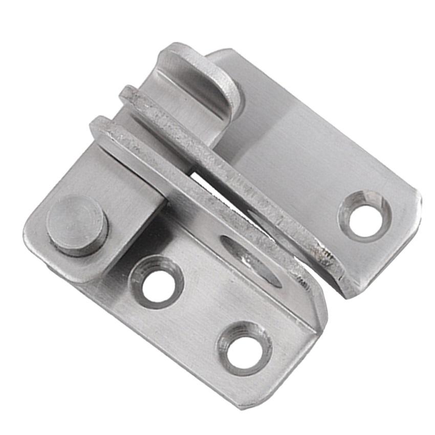 Chốt khóa cài cửa có lỗ cài khóa an toàn cao cấp tiện dụng