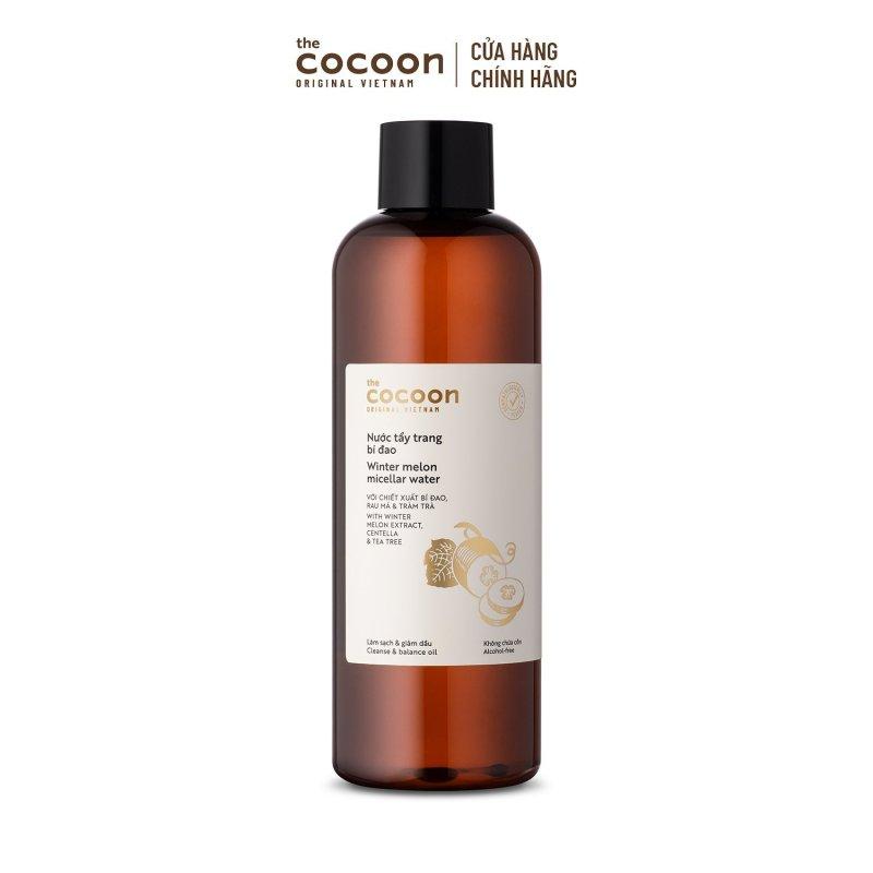 Nước Tẩy Trang Bí Đao Cocoon 500ml nhập khẩu