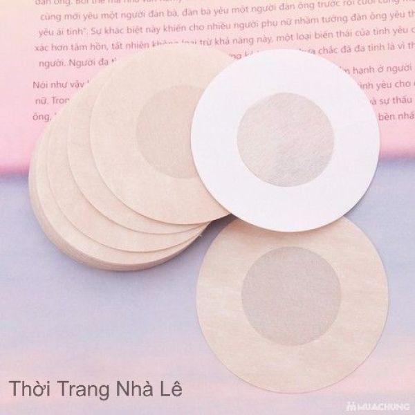 5 cặp dán ti làm từ chất liệu giấy mềm mại ko gây kích ứng