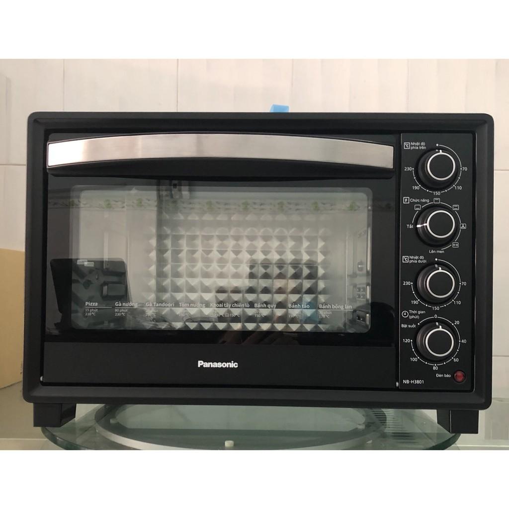 Lò nướng Panasonic NB-H3801KRA