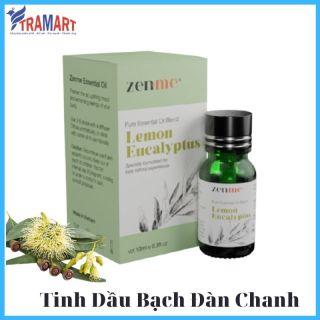 Lọ tinh dầu thiên nhiên Organic Zenme ZEN2008 10ml Lemon Eucalyptus (Bạch Đàn Chanh) thumbnail