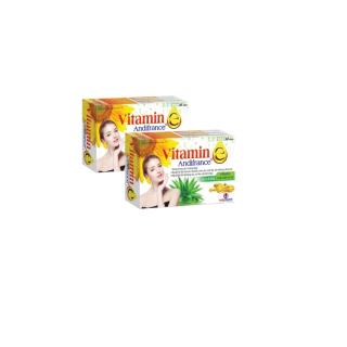 [FreeShip] Vitamin E Shop khỏe MSP11 Bổ sung Vitamin E thiên nhiên nhập khẩu từ mỹ, giúp chống oxy hóa da, giảm lão hóa da, giúp da trắng hồng đẹp mịn màng. thumbnail