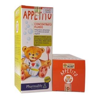 Appetito Bimbi - Thảo dược Châu Âu giúp trẻ ăn khỏe hấp thu tốt thumbnail