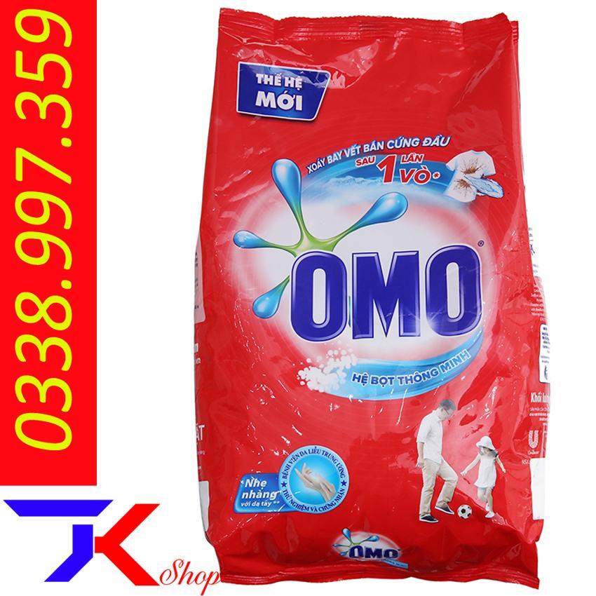Offer Ưu Đãi Bột Giặt OMO Sạch Cực Nhanh 800g