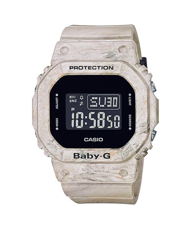 Đồng Hồ Casio Nữ dây nhựa BABY-G BGD-560WM-5DR Chính Hãng