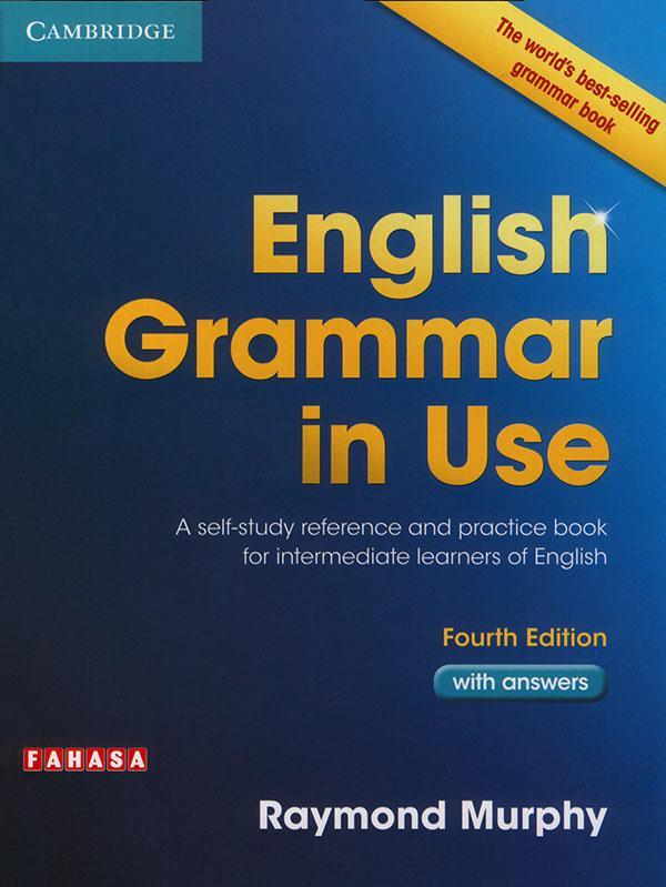 English Grammar in use - Fourth Edition - Raymond Murphy