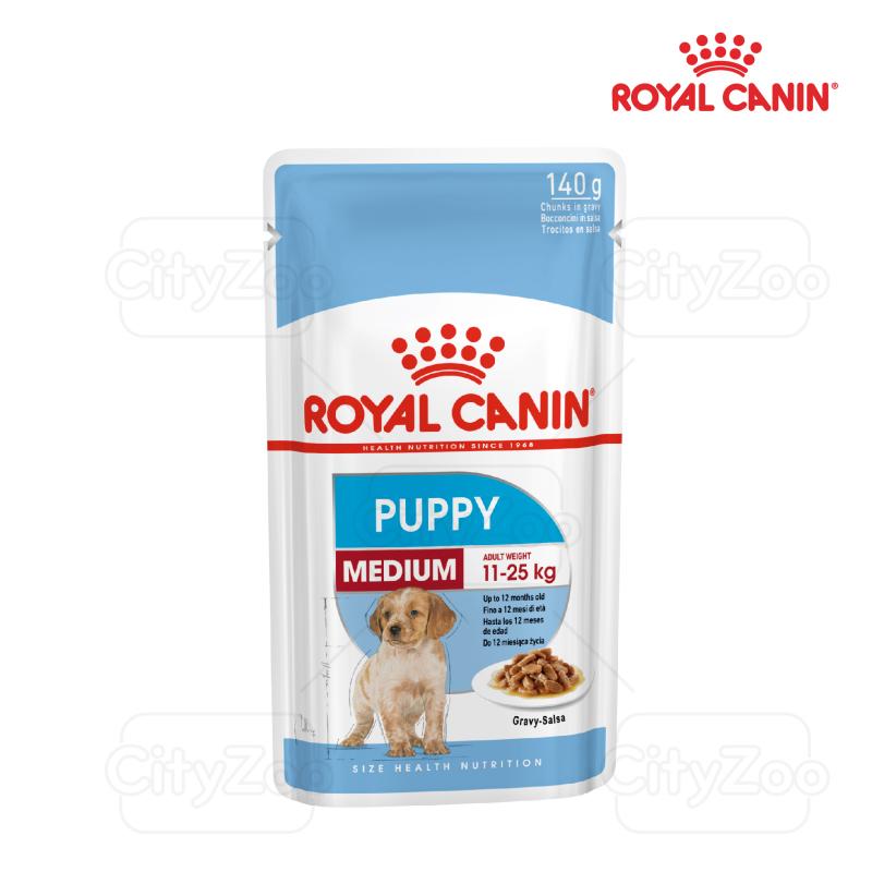 1 TUI PATE ROYAL CANIN MEDIUM PUPPY