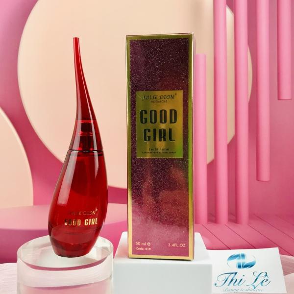 Nước Hoa Nữ Singapore Good Gril - Jolie Dion( Eau De Parfum EDP 50ml)
