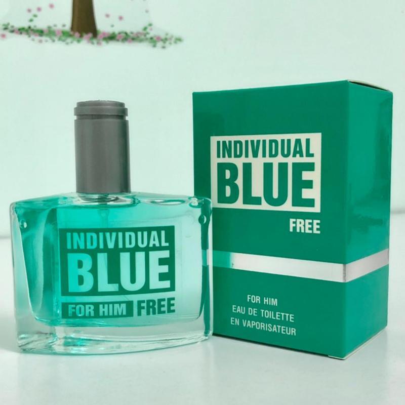 Nước Hoa nam Blue Free Individual 50ml (xanh ngọc)