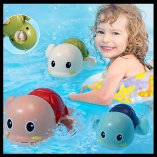 Đồ chơi nhà tắm Rùa bơi vịt bơi cá heo bơi cho bé trong nhà tắm vặn cót đáng yêu đồ chơi cho bé dưới nước đồ chơi trẻ em bơi trong nước nhà tắm thumbnail