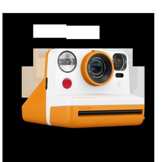 Máy Chụp Ảnh Lấy Liền Polaroid Now - Màu Cam thumbnail