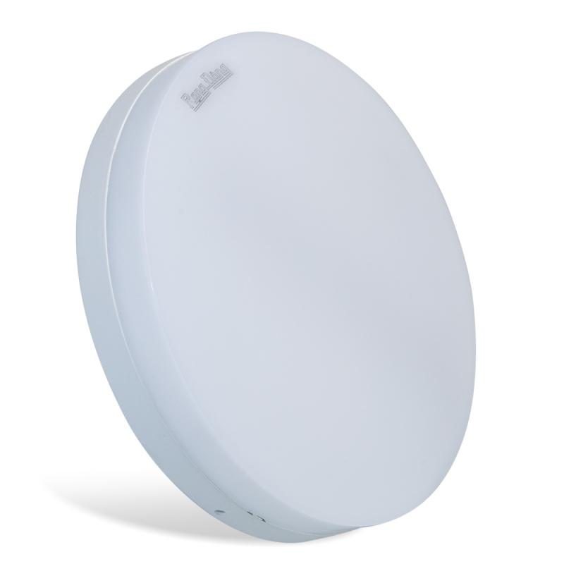 Đèn LED ốp trần LN12.RAD 220/18W (WC) 6500K [cảm biến] [tràn viền]