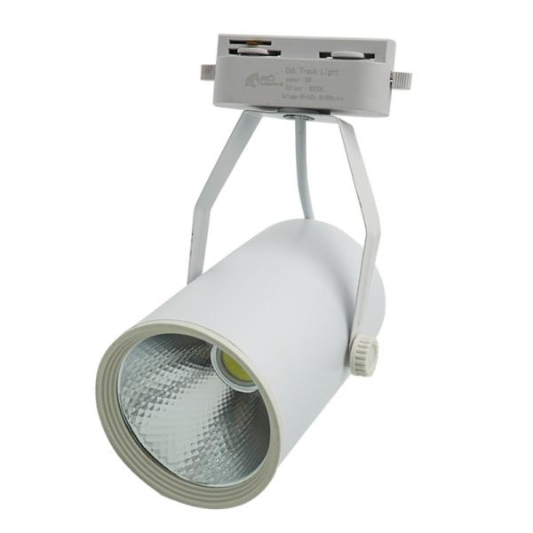 Đèn Rọi gắn tường Đèn Rọi Ray COB ống bơ 12W 20W Đèn Rọi Ray Siêu Sáng Đèn Rọi Cao Cấp ánh sáng vàng HC LIGHTING