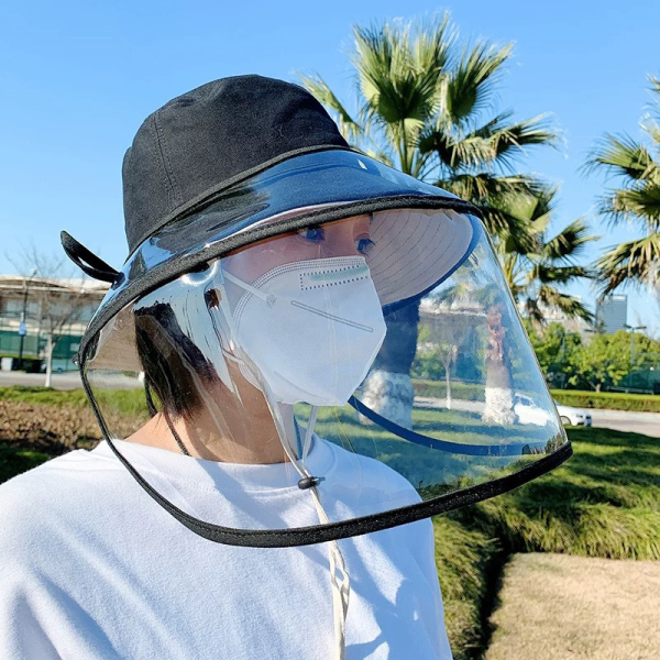 JosheLife 2020 hot sales 100% New And In High Quality Protective Mask Long-Lasting Use Mouth Nose Protection Anti-Fog Splash-Proof Eye Protection Dust-Proof Cover [Ready Stock]