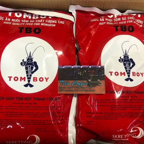 Cám Tomboy TB0 hạt nhuyễn thích hợp cho cá cảnh nhỏ Guppy Betta....