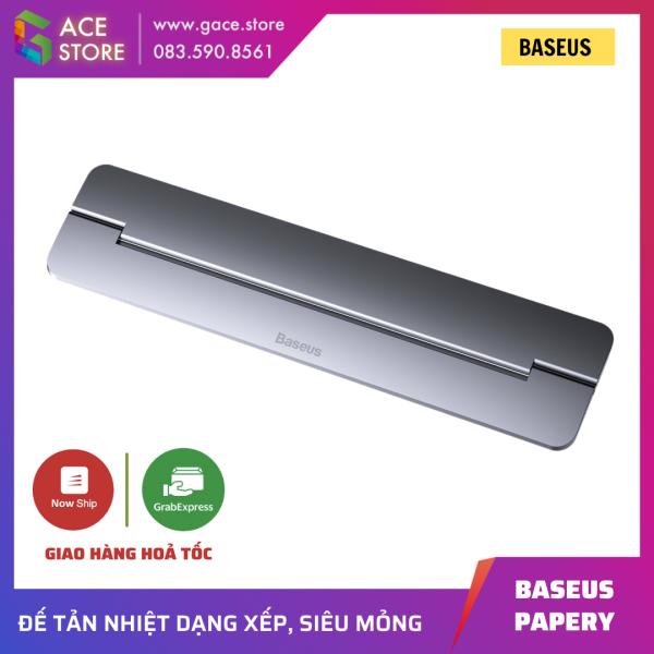 Bảng giá Đế tản nhiệt siêu mỏng dùng cho Macbook/Laptop Baseus Papery Notebook Holder Phong Vũ