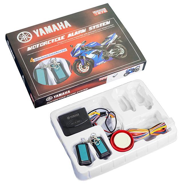 Khóa Điều Khiển Chống Trộm Xe Máy Yamaha